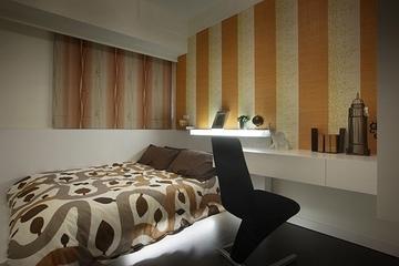 新古典设计住宅效果图儿童房