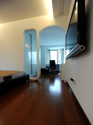 99平现代风三居欣赏卧室吊顶