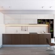 轻松现代住宅欣赏厨房设计