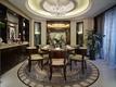 美式风格装修效果设计效果餐厅全景设计