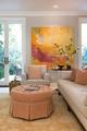 简欧风格住宅套图欣赏客厅装饰画