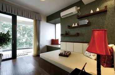 东南亚风格样板房欣赏厨房设计