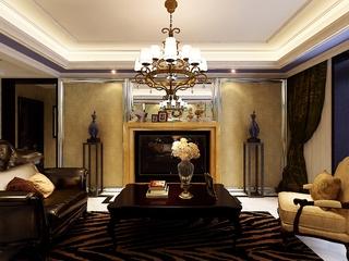85平新古典住宅欣赏