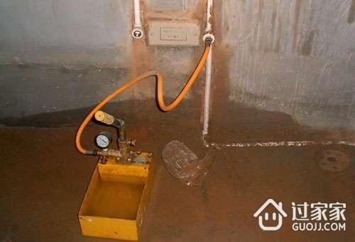 水管打压试验是如何测压?
