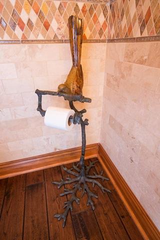 美式别墅装饰欣赏卫生间陈设