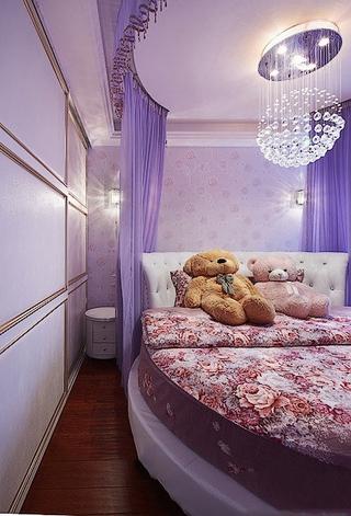 美式舒适家居生活欣赏卧室陈设