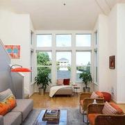 现代风格别墅客厅套图欣赏