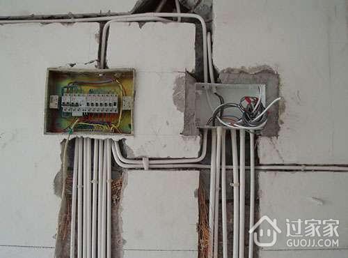 家装中强电弱电布置