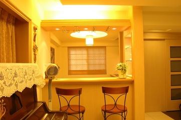美式风格复式楼欣赏厨房