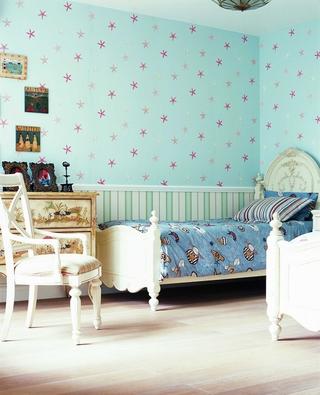 混搭风格温馨住宅欣赏儿童房
