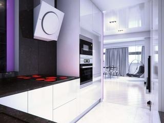 简约120平梦幻住宅欣赏厨房