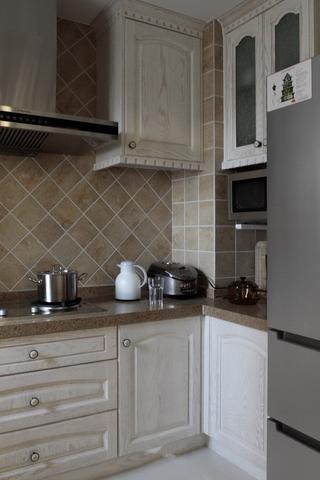 美式雅居住宅欣赏厨房橱柜