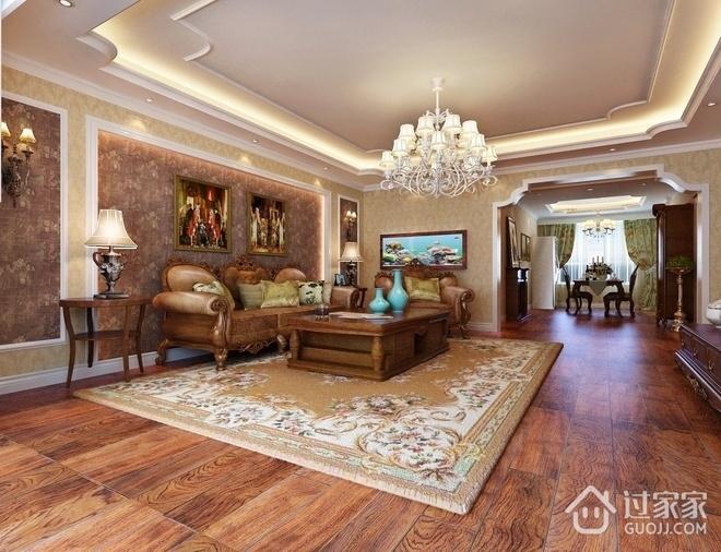 奢华欧式住宅欣赏
