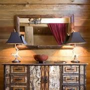 美式乡村风格效果图卧室橱柜