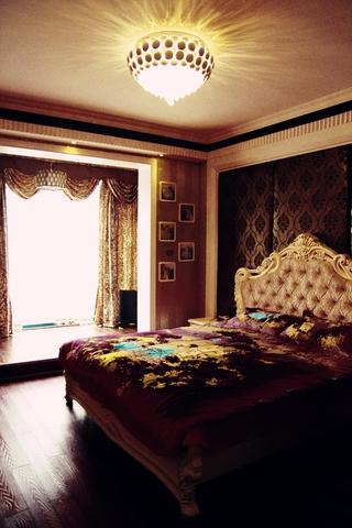 新古典经典住宅欣赏卧室摆件