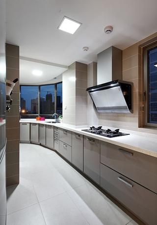 简约风格四居室住宅欣赏厨房