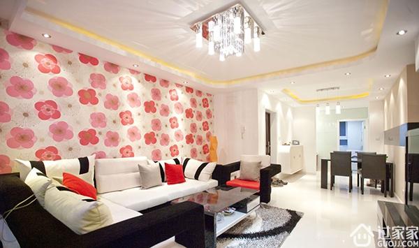 看布艺沙发填充材料的质量如何 教你如何选购现代简约风格的沙发