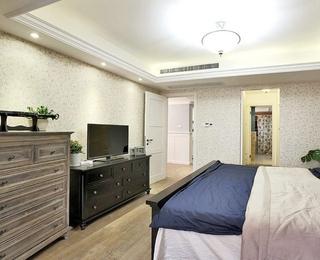 田园风住宅欣赏卧室效果