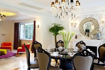 欧式效果餐厅设计