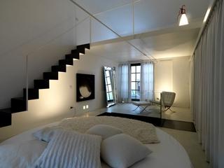 简约别墅设计套图卧室全景