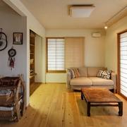 40平日式超牛搭配欣赏客厅设计