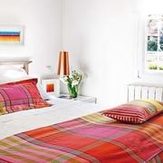 40平简约紧凑小户型欣赏卧室