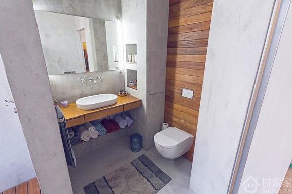 58平小公寓日式北欧风格清爽设计,喜欢清新自然的你绝对不要错过