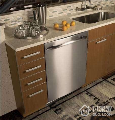 嵌入式洗碗机如何安装