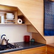 27平简约蜗居设计欣赏厨房