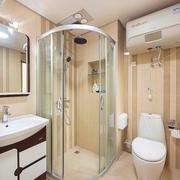 80后简约婚房设计欣赏卫生间