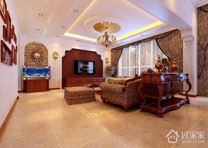73平东南亚风格住宅欣赏