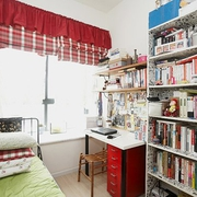 宜家设计装饰住宅效果图卧室设计