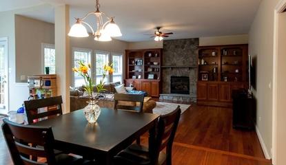 美式风格别墅套图家庭厅图片