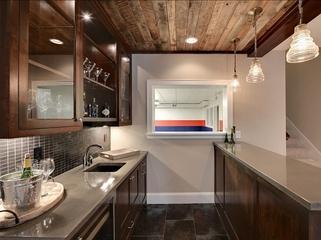 240平美式独栋别墅欣赏厨房效果