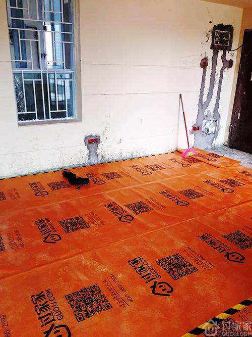 装修前地面做防护,居然有这么多好处!