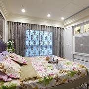 新古典160平奢华大宅欣赏卧室设计