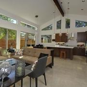 现代住宅装饰套图室内一景