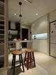 76平清新两室欣赏厨房陈设