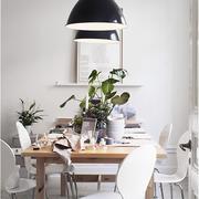46平实用单身简约住宅欣赏餐厅设计