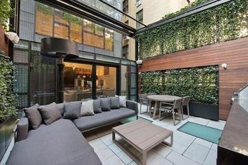 顶级奢华现代别墅欣赏庭院