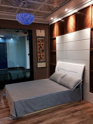 温馨混搭住宅欣赏卧室设计