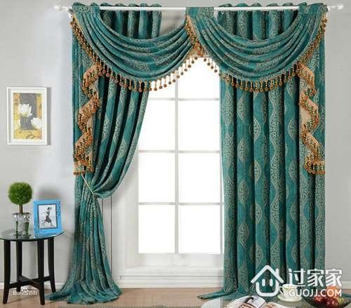 如何搭配欧式风格窗帘