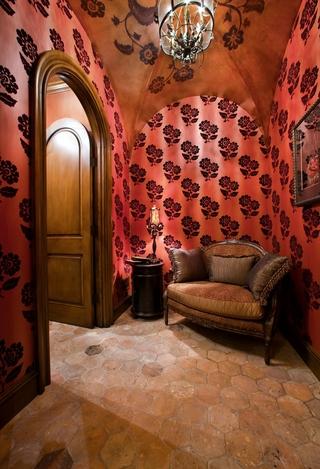 美式奢华风格套图赏析卧室过道