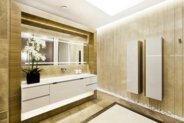 新古典舒适住宅欣赏洗手间