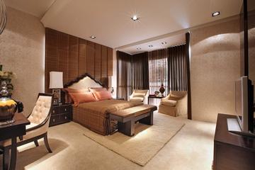 东南亚装修卧室设计效果