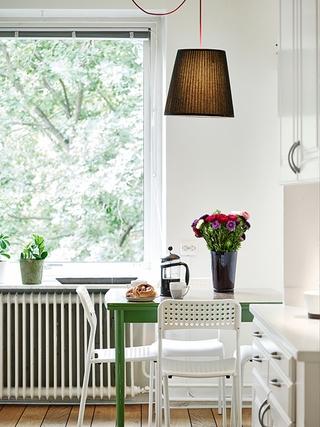 北欧小户型公寓设计欣赏餐厅
