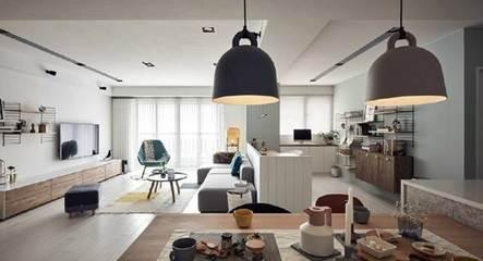 一个单身女汉子的家,能把客厅装成这样也没谁了!
