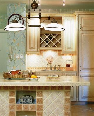 混搭风格温馨住宅欣赏厨房