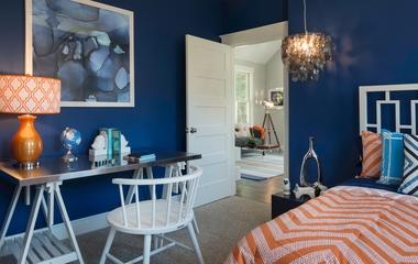 简约个性设计效果图卧室设计