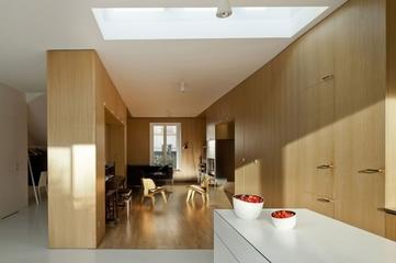 现代休闲独栋别墅欣赏厨房